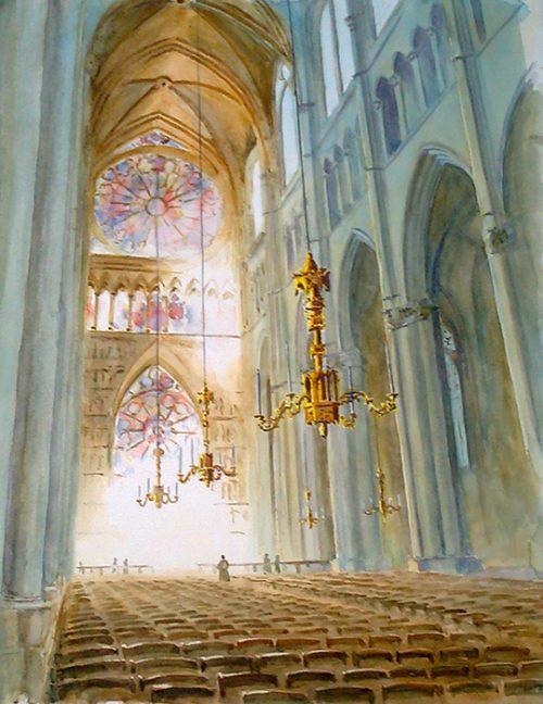© 2016 BQuillacq. Cathédrale de Reims