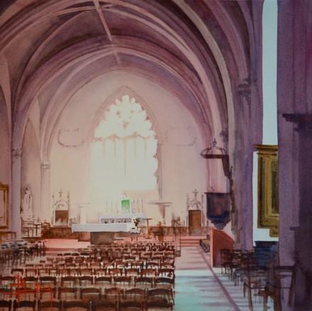 Lumières d églises