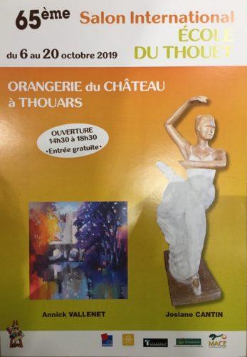 64ème SALON INTERNATIONAL DE L'ÉCOLE DU THOUET